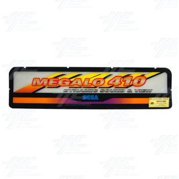 Megalo 410 (Hard Header) (Used)