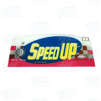 Speed Up (Alternate Hard Header) (Used)