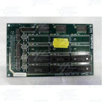 Namco System 22 Point ROM PCB