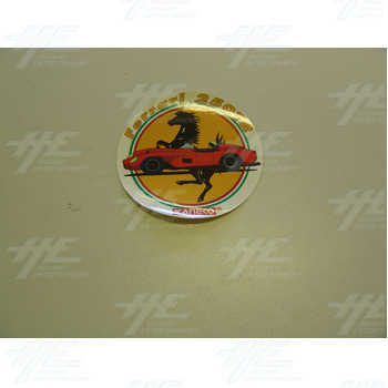 Miglia Ferrari 250TR Stickers
