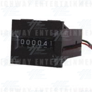 Tamura Electromagnetic 6 Digit Counter - Model: E660