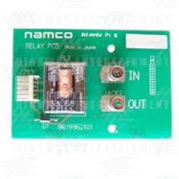 Namco Relay PCB
