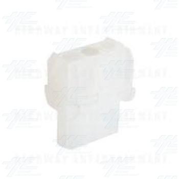 TYCO ELECTRONICS / AMP Universal Receptacle 3 Way, Mate N Lok Plug - 350767-1