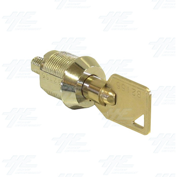 Cam Door Lock 15mm - Without Latch (Made in Taiwan)