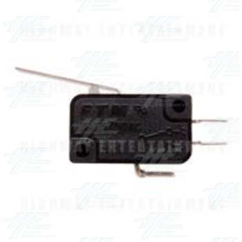 Microswitch with Blade