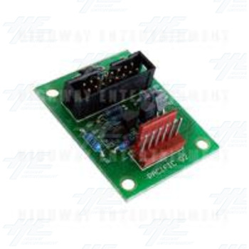 Pacific Coin Validator PCB: Model - Pacific 02