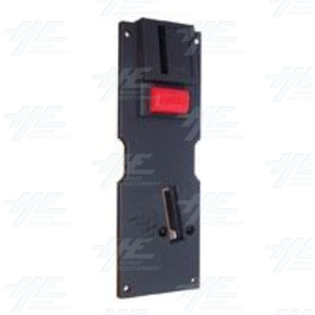 Coin Mechanism Face Plate Adaptor - Top Loading