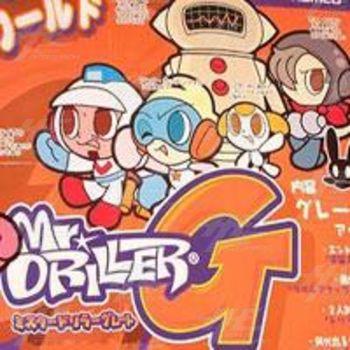 Mr Driller G PCB