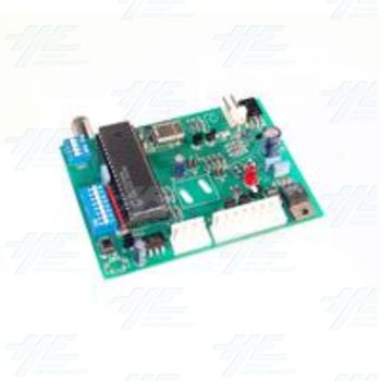 PCB Credit Board for Ticket Dispenser - Type 2