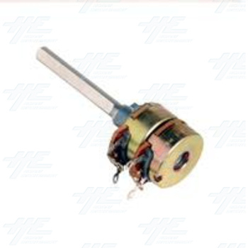 Potentiometer (Dual) 50 ohm