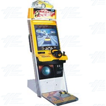 Crazy Taxi Arcade Machine