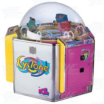 Cyclone Ticket Redemption Machine