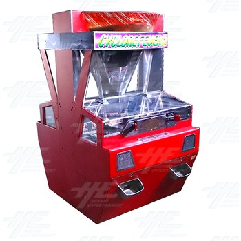 Cyclone Fever Medal Machine