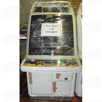 New Astro City Arcade Cabinet
