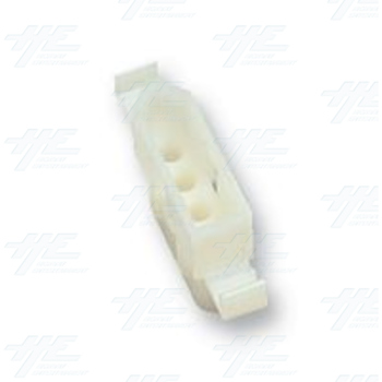 MOLEX 4 Way Plug Housing - 03-09-2041