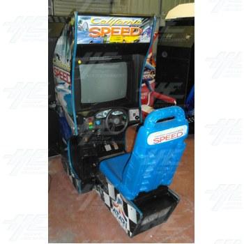 California Speed SD Arcade Machine