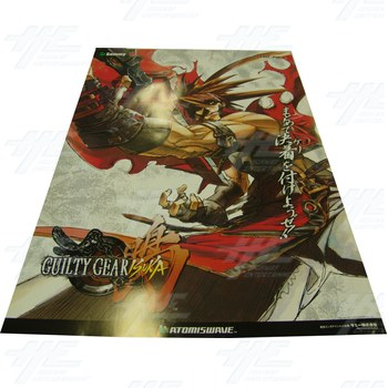 Guilty Gear Isuka Poster