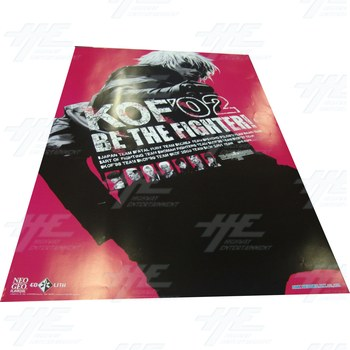 The King of Fighters 2002 Poster