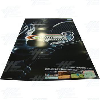 Virtua Tennis 3 Poster