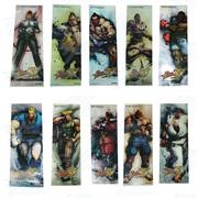 Street Fighter 4 Poster - Set of 10