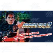 Taito Chase HQ 2 Software Hard Drive
