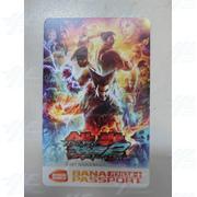 Tekken Tag Tournament 2 Banapassport Card (TG2) 307-554 (50pcs Packet)