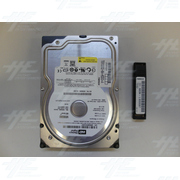 Tekken 6 Hard Drive and Security Dongle