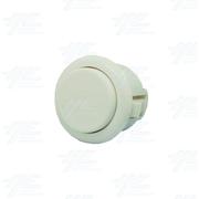 Sanwa Push Button OBSF-24 White