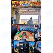"Big Buck HD Wild 42"" Dedicated Arcade Machine (as new)"