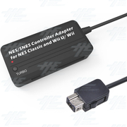 NES/SNES Controller Adapter for NES Classic and Wii U/Wii (Mayflash)