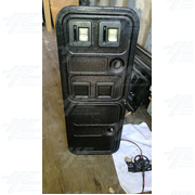 Arcade Machine Coin Door and Cash Box Assembly #03