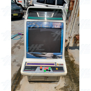 Astro City Arcade Cabinet (Project)