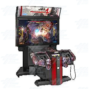 House of the Dead 4 DX Arcade Machine