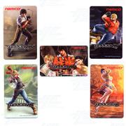Tekken 6 Player Card (price per card)