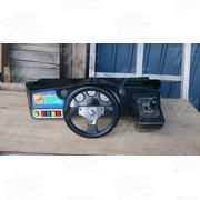 Sega Daytona Control Panel with Motorised Steering Assembly #2