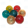 Bouncy Balls - Various Colours (33pcs)
