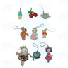 Plush Keyrings - Small Size (80pcs)
