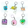 Keyrings - Medium Size - Assorted (62pcs)