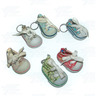 Keyrings - Large Size - Lot 3 (103pcs)