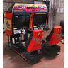 Daytona USA Twin Arcade Machine (Japanese Version - Missing Parts)