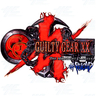 Guilty Gear XX #Reload Arcade Software GD-ROM & IC