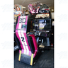 Road Fighters 3D Arcade Driving Machine