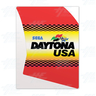Left and Right Side Daytona USA Sticker Kit