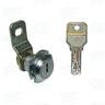 Arcade Machine Lock 19mm (Sega Replacement) Key S0223