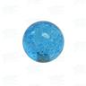 Joystick Bubble Ball Top 45mm Blue