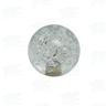 Joystick Bubble Ball Top 45mm Clear