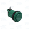 Arcade Push Button with Microswitch - Green