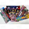 16 Assorted Arcade Header Bulk Bundle