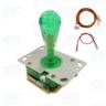 Green Illuminated Joystick for Arcade Machine
