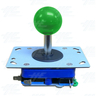 Green Ball Top Joystick for Arcade Machine (Zippy Styled)